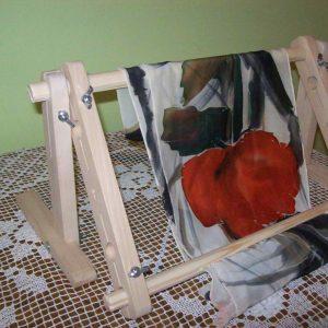 krosno małe na stół z opartą ramką